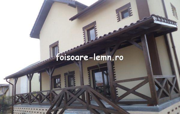Amenajari terase din lemn