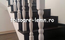 Balustrada din lemn de interior 17