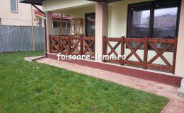 Balustrade din lemn pentru terase 11