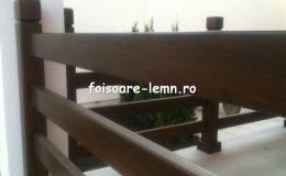 Balustrade lemn balcon 14