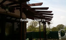 Design modern pergole lemn 06