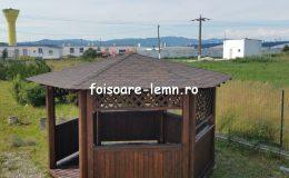 Foisor din lemn Bacau 09