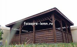 Foisor lemn schita 10