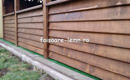 Foisor lemn schita 17