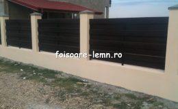 Gard din lemn Georgia 14