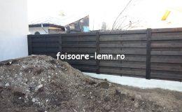 Gard din lemn Leonardo 01