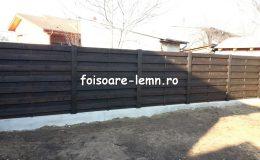 Gard din lemn Leonardo 03
