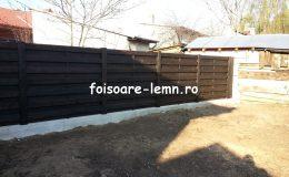 Gard din lemn Leonardo 04