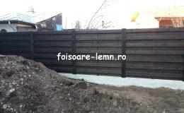 Gard din lemn Leonardo 05