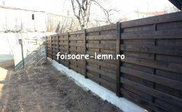 Gard din lemn Leonardo 06