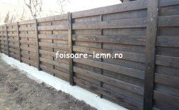 Gard din lemn Leonardo 07