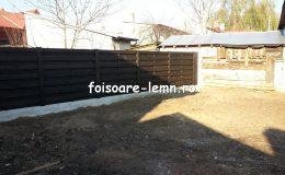 Gard din lemn Leonardo 08