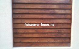 Gard din lemn Vivian 08