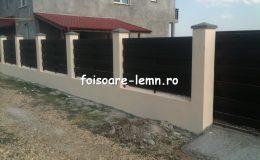 Garduri de lemn Slatina 01