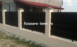 Garduri de lemn Slatina 04