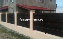Garduri de lemn Slatina 05