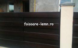 Garduri de lemn Slatina 07