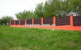 Garduri din lemn Brasov 05