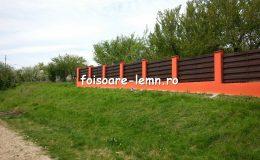 Garduri din lemn Brasov 07