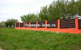 Garduri din lemn Brasov 09