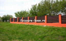 Garduri din lemn Brasov 13