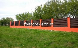 Garduri din lemn Brasov 14