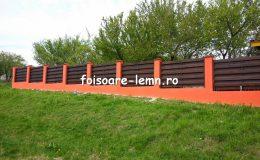 Garduri din lemn Brasov 18