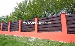 Garduri din lemn Brasov 20