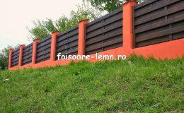 Garduri din lemn Brasov 21