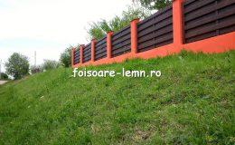 Garduri din lemn Brasov 23