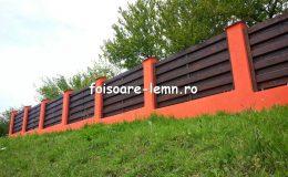 Garduri din lemn Brasov 25
