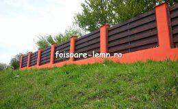 Garduri din lemn Brasov 26