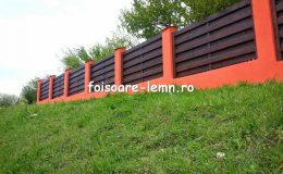 Garduri din lemn Brasov 28