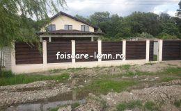 Garduri din lemn Bucuresti 01