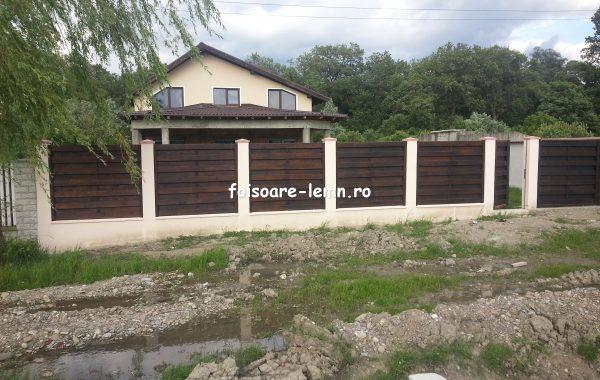 Garduri din lemn Bucuresti