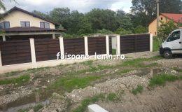 Garduri din lemn Bucuresti 03