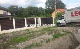 Garduri din lemn Bucuresti 04