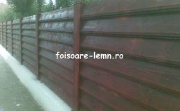 Garduri din lemn Iasi 02