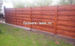 Garduri din lemn Sibiu 01