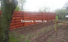 Garduri din lemn Sibiu 02