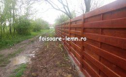 Garduri din lemn Sibiu 05