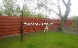 Garduri din lemn Sibiu 06