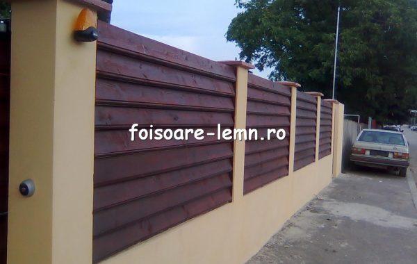 Garduri din lemn Slobozia