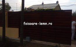 Garduri din lemn Slobozia 07