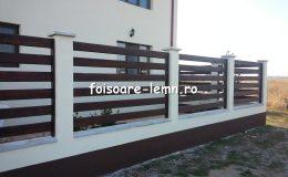 Garduri din lemn Targoviste 01