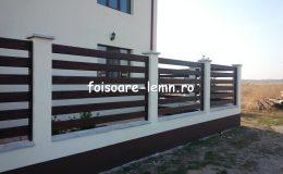 Garduri din lemn Targoviste 02