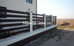 Garduri din lemn Targoviste 03