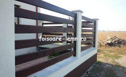 Garduri din lemn Targoviste 05