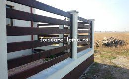 Garduri din lemn Targoviste 06