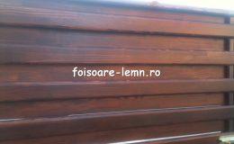 Garduri din lemn Timisoara 02